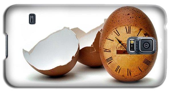 egg Galaxy S5 Case