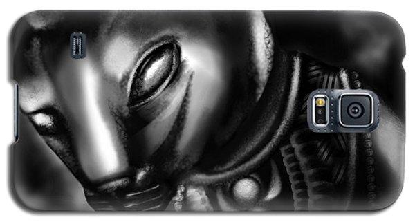 Egyptian Cat II Galaxy S5 Case