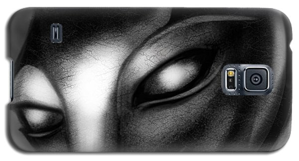 Egyptian Cat Galaxy S5 Case