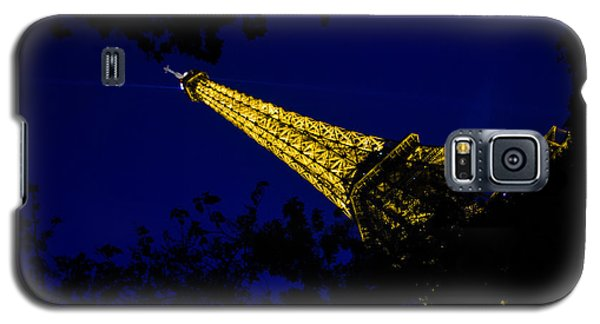 Eiffel's Magnificence Galaxy S5 Case