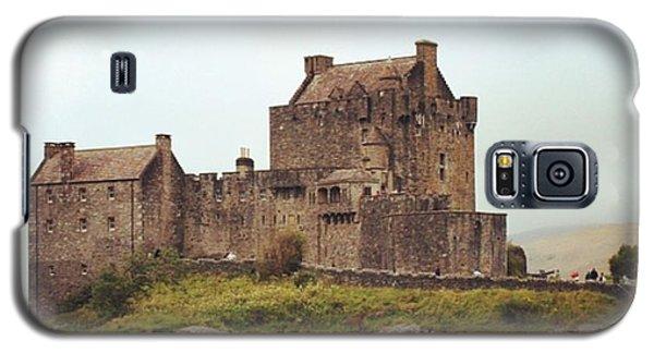 Fantasy Galaxy S5 Case - Eilean Donan Castle - Scotland by Luisa Azzolini