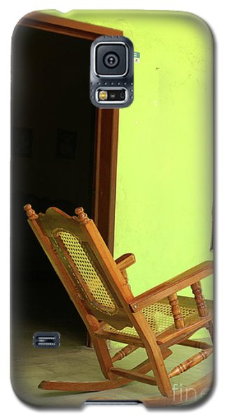 El Quelite Rocking Chair Mexico Galaxy S5 Case