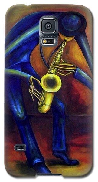 El Saxofonista Galaxy S5 Case
