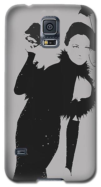 Elithabeth Galaxy S5 Case by Naxart Studio