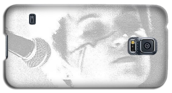 Elizabeth Baker Of Baker Family Band Galaxy S5 Case by James Granberry