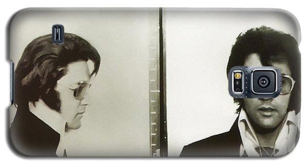 Elvis Mugshot 1970 Galaxy S5 Case