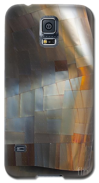 Emp Abstract Fold Galaxy S5 Case