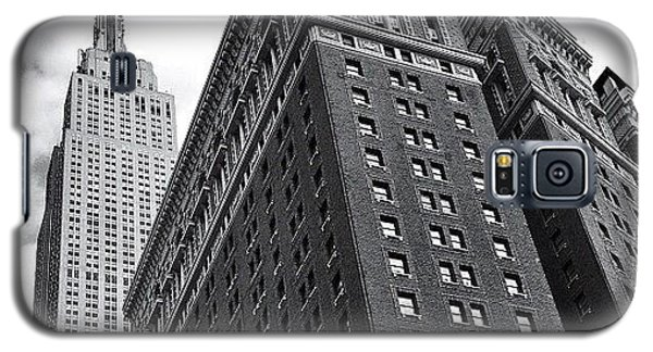 Empire State Building - New York City Galaxy S5 Case by Vivienne Gucwa