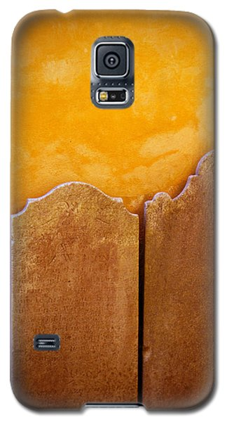 End Of The Road Galaxy S5 Case by Jean Haynes