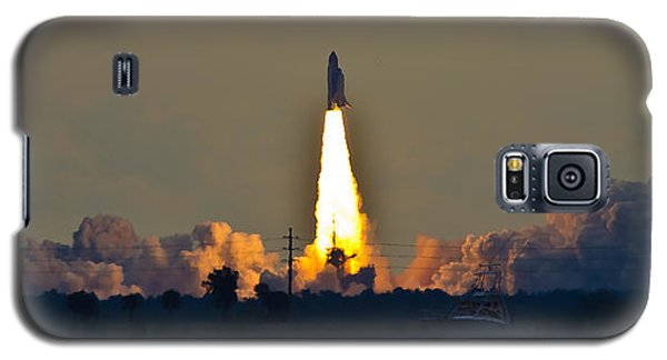 Endeavor Blast Off Galaxy S5 Case