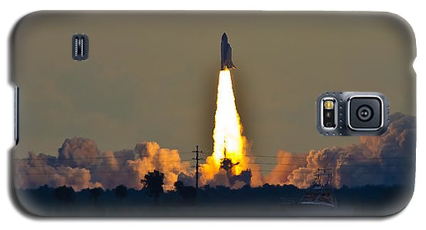 Endeavor Blast Off Galaxy S5 Case