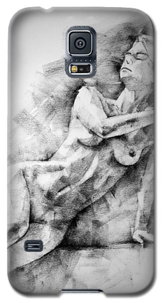 Erotic Sketchbook Page 2 Galaxy S5 Case