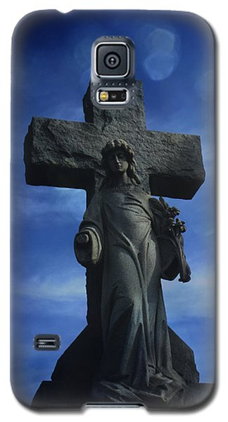 Galaxy S5 Case featuring the photograph Eternal Hope by Robin Dickinson