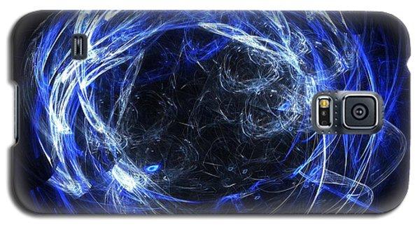 Galaxy S5 Case featuring the digital art Eternal by Kim Sy Ok