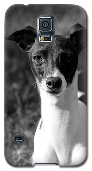 Ethan In Black And White Galaxy S5 Case