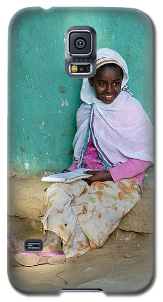 Ethiopia-south School Girl Galaxy S5 Case