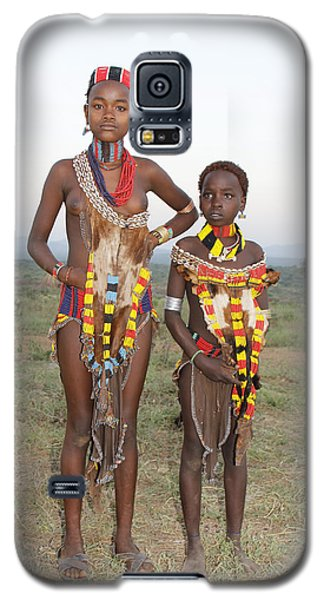 Ethiopia-south Sisters Galaxy S5 Case