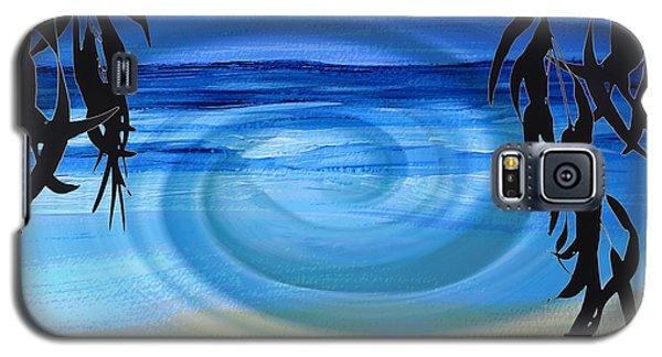 Eucalyptus Ocean View Galaxy S5 Case