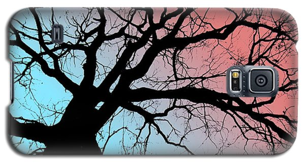 Evening Breaks Galaxy S5 Case by Amy Sorrell