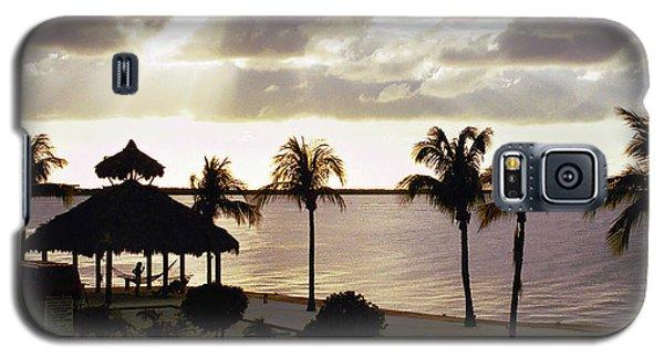 Evening In The Keys - Key Largo Galaxy S5 Case