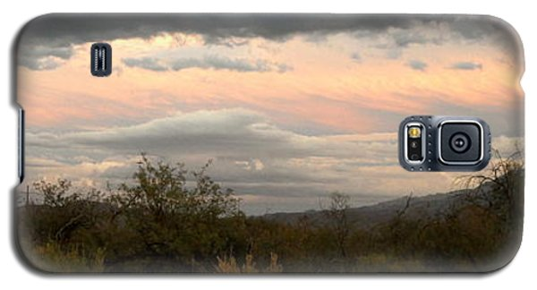 Evening In Tucson Galaxy S5 Case by Kume Bryant
