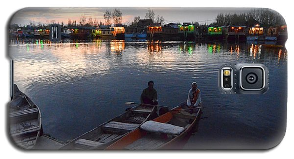Evening On Dal Lake Galaxy S5 Case