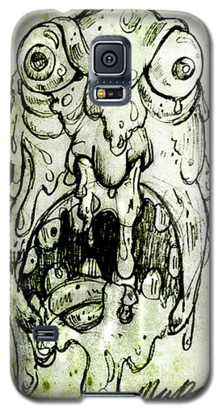 Evil Snot Monster Galaxy S5 Case