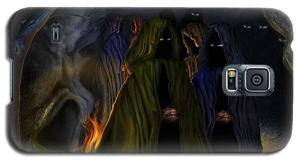 Evil Speaking Galaxy S5 Case