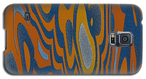 Galaxy S5 Case featuring the digital art Exhalatio by Jeff Iverson