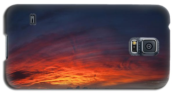 Expansive Sunset Galaxy S5 Case