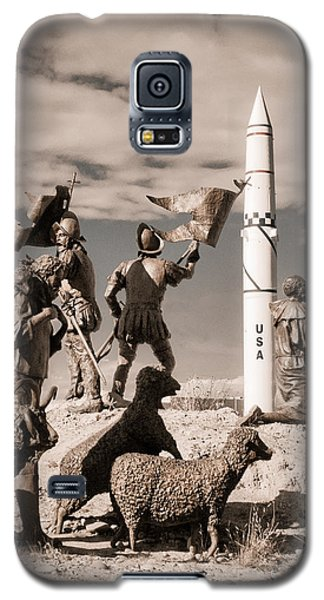 Explorers Galaxy S5 Case