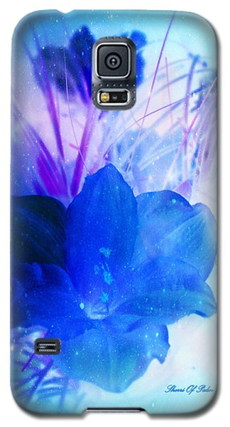 Galaxy S5 Case featuring the digital art Expression Of Love by Sherri  Of Palm Springs