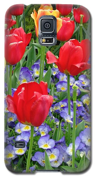 Exultation Galaxy S5 Case by Rory Sagner