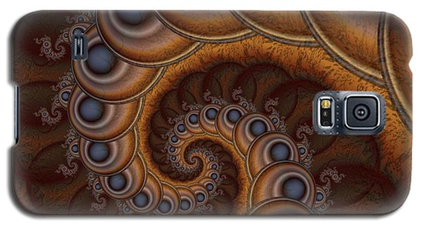 Eye Of The Caterpillar Galaxy S5 Case