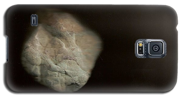 Face In Rock Galaxy S5 Case