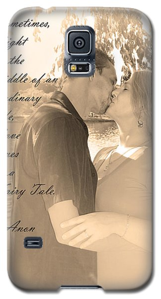 Galaxy S5 Case featuring the photograph Fairy Tale by Kelly Hazel