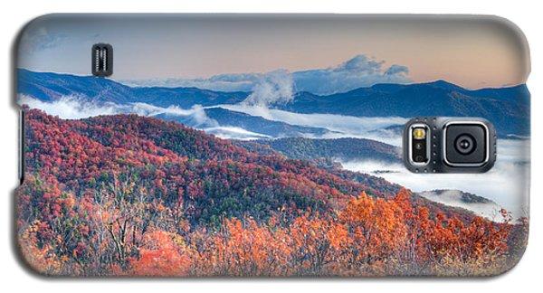 Fall Fog 1 Galaxy S5 Case