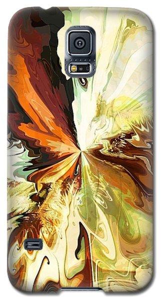 Fallen Lepidopetra Galaxy S5 Case