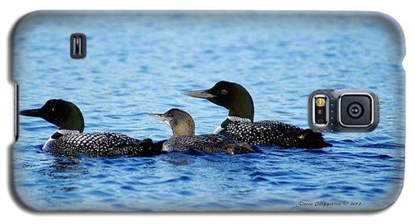 Family Swim 3 Galaxy S5 Case