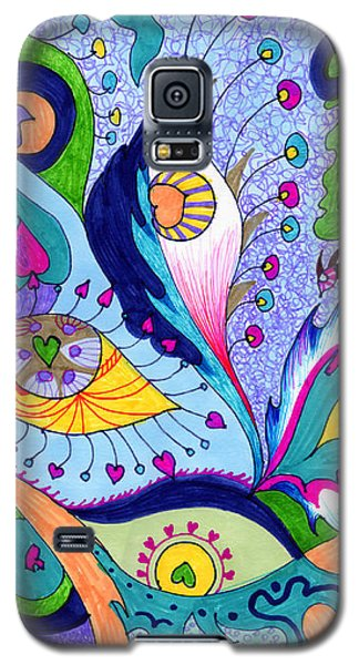 Fantas Eyes Galaxy S5 Case