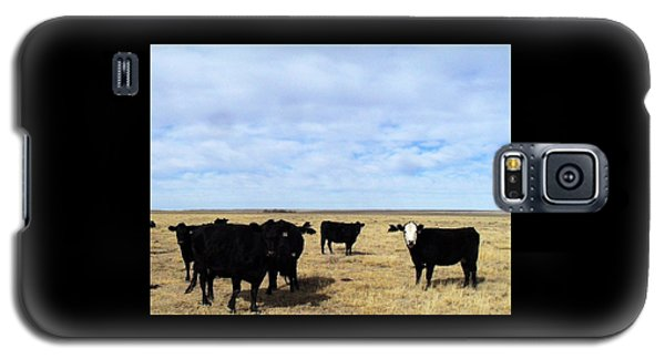Farm Friends Galaxy S5 Case by Clarice  Lakota