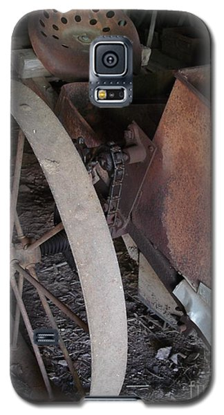 Farm Tool Galaxy S5 Case by Kerri Mortenson