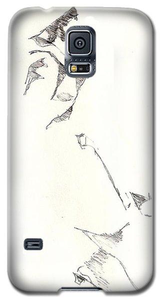Fashion 1965 Three Galaxy S5 Case