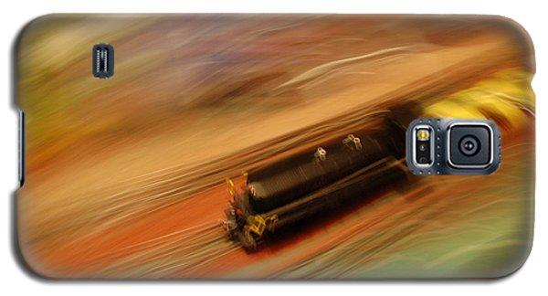 Fast Train Set Galaxy S5 Case