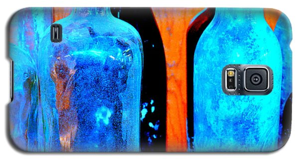 Fauvist Bottles Galaxy S5 Case