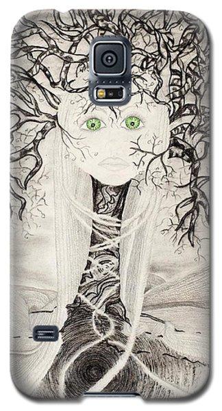 Fear Galaxy S5 Case by Yolanda Raker