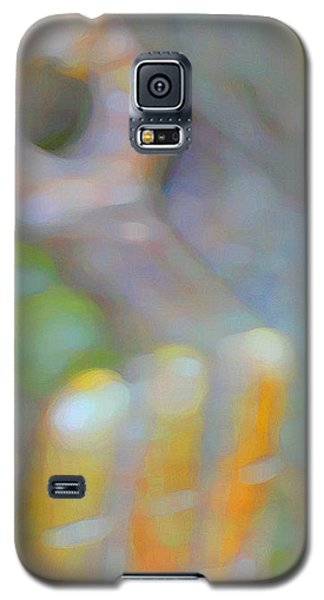 Galaxy S5 Case featuring the digital art Fearlessness by Richard Laeton
