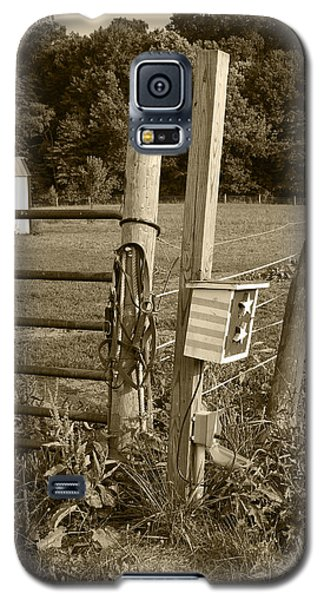 Fence Post Galaxy S5 Case