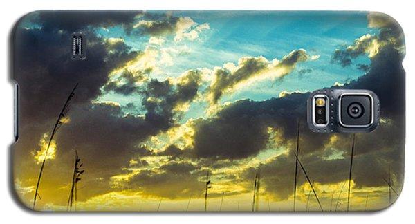 Galaxy S5 Case featuring the photograph Fernandina Beach by Shannon Harrington