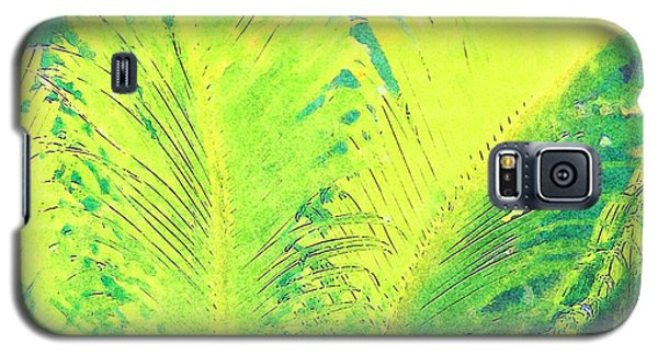 Ferns Galaxy S5 Case